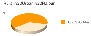 Raipur census population